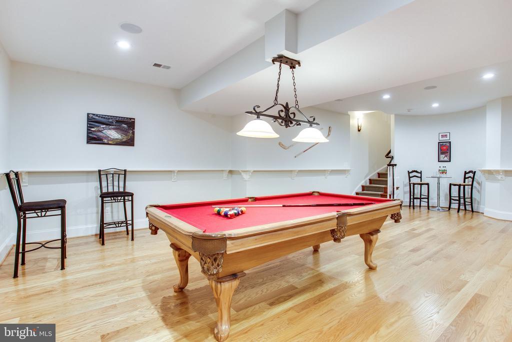 Billiards area - 10464 SPRINGVALE MEADOW LN, GREAT FALLS