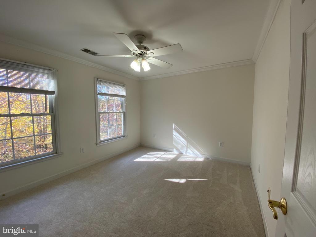 Bedroom #3 new carpet and painted - 10810 PENINSULA CT, MANASSAS