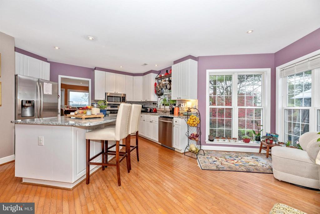 Kitchen - All appliances less than a year old! - 6287 IVERSON TER S, FREDERICK