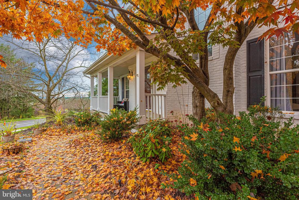 This angle offers the best sunset views! - 6287 IVERSON TER S, FREDERICK