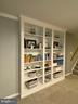 Custom built in bookshelves - 43669 SCARLET SQ, CHANTILLY