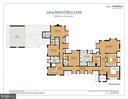 Upper Level Floor Plan - 1004 DOGUE HILL LN, MCLEAN
