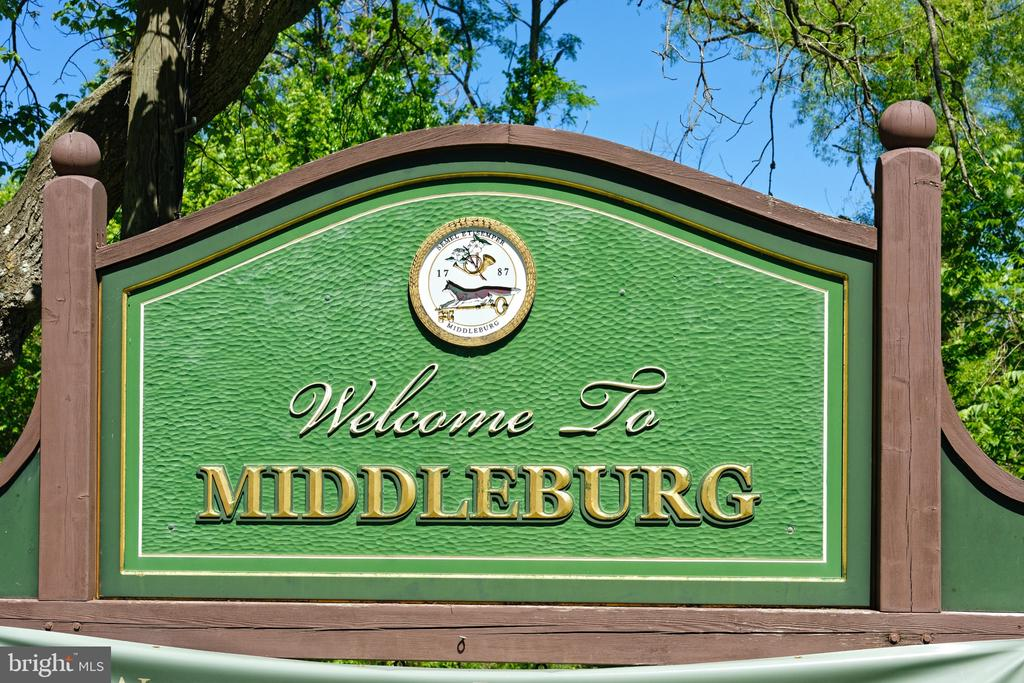 Welcome to Middleburg! - 501 W WASHINGTON ST, MIDDLEBURG