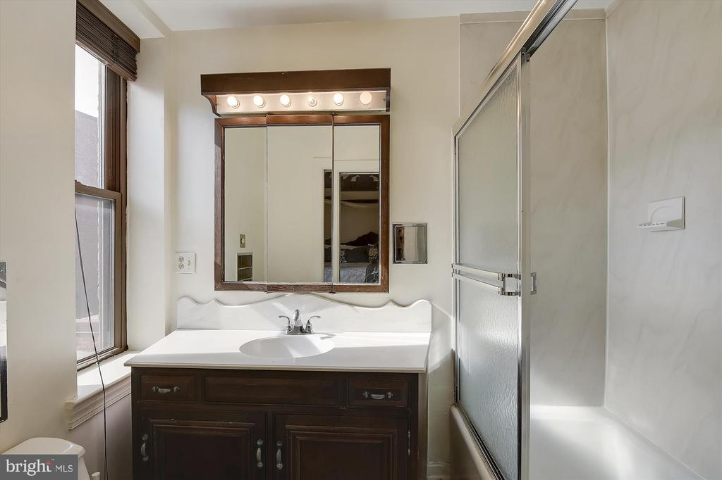 2nd bedroom bath - 2034 O ST NW, WASHINGTON