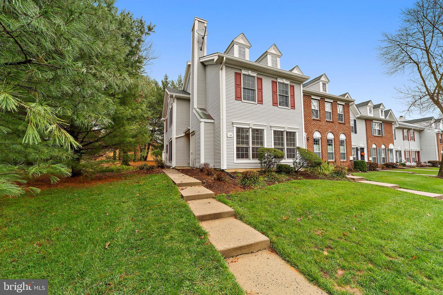Single Family Homes for Sale at Pennington, New Jersey 08534 United States