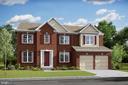 Upgrade elevation w/ optional brick front - 04 SHANDOR RD, WOODBRIDGE