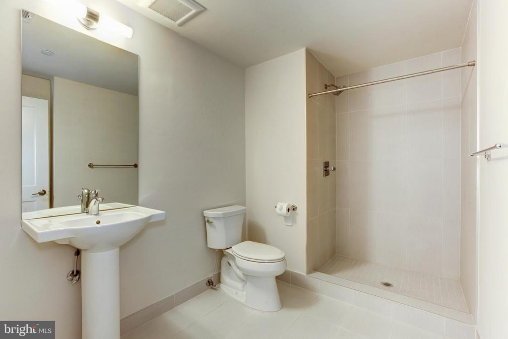 Gorgeous Full Bath on 1st level - 9927 DICKENS AVE, BETHESDA