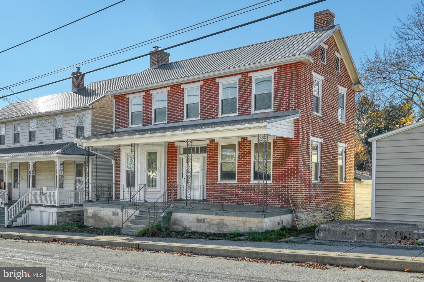 Single Family Homes for Sale at Bendersville, Pennsylvania 17306 United States