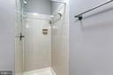 1/2 Bathroom in Basement - 3727 ROXBURY LN, ALEXANDRIA