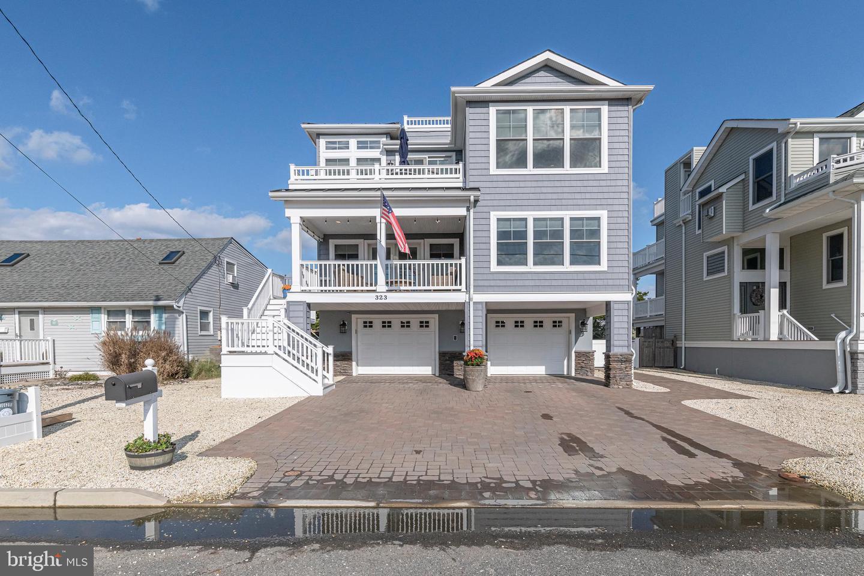 Single Family Homes vì Bán tại Surf City, New Jersey 08008 Hoa Kỳ