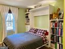 Perfect for guests!Queen-size Murphy bed in Bed #3 - 11798 TARGET CT, WOODBRIDGE