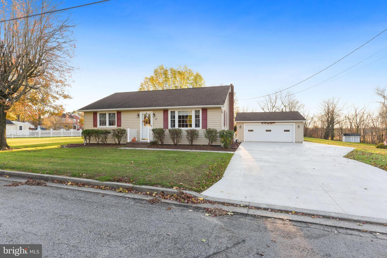 Single Family Homes 为 销售 在 Alloway, 新泽西州 08001 美国