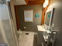Main Level Bath - 6406 CARTER LN, MINERAL