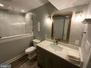 Lower Level Bath - 6406 CARTER LN, MINERAL