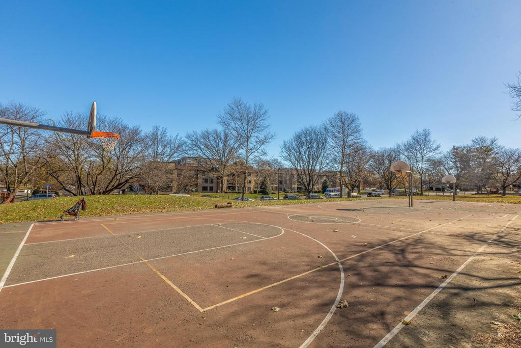 *Basketball courts - 3031 BORGE ST #212, OAKTON