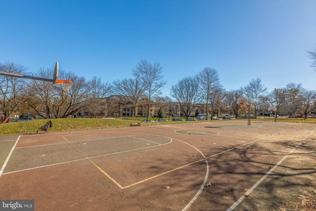 *Basketball courts - 3031 BORGE ST #212, OAKTON