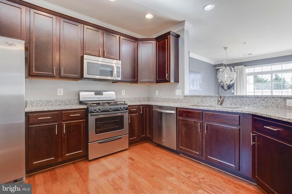 Beautiful gourmet kitchen - 44021 VAIRA TER, CHANTILLY