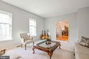 Living Room - 5040 CANNON BLUFF DR, WOODBRIDGE