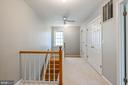 Upper Level Hallway - 5040 CANNON BLUFF DR, WOODBRIDGE