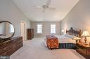 Huge Master Bedroom - 5040 CANNON BLUFF DR, WOODBRIDGE