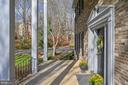 Wide Front Porch w/ Columns - 5040 CANNON BLUFF DR, WOODBRIDGE
