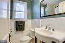 Upstairs- full bath - 501 S VEITCH ST, ARLINGTON