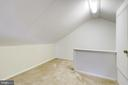 3rd bedroom/loft - 501 S VEITCH ST, ARLINGTON