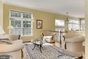 Natural sunlight abounds! - 47525 SAULTY DR, STERLING