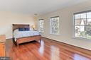Third UL Bedroom is light and bright! - 47525 SAULTY DR, STERLING