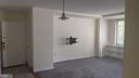 Living room - 1121 ARLINGTON BLVD #530, ARLINGTON