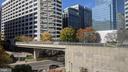 View from the balcony - 1121 ARLINGTON BLVD #530, ARLINGTON