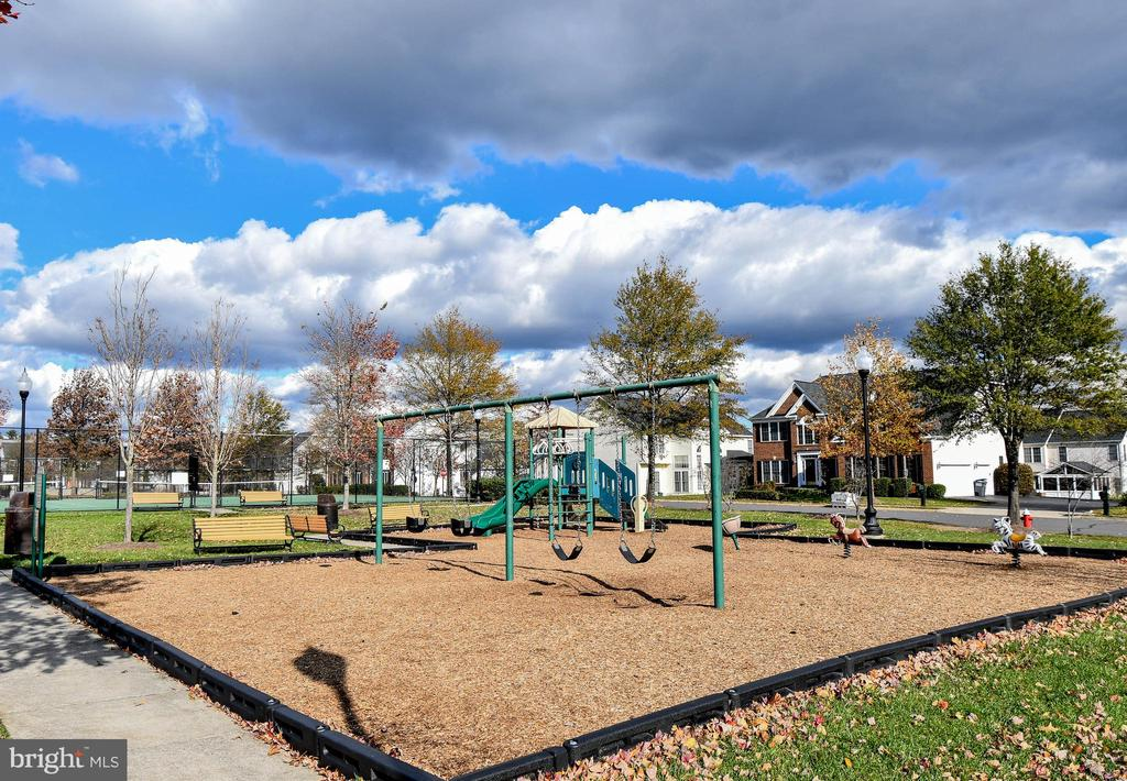 Community playground is steps away! - 25811 MEWS TER, CHANTILLY