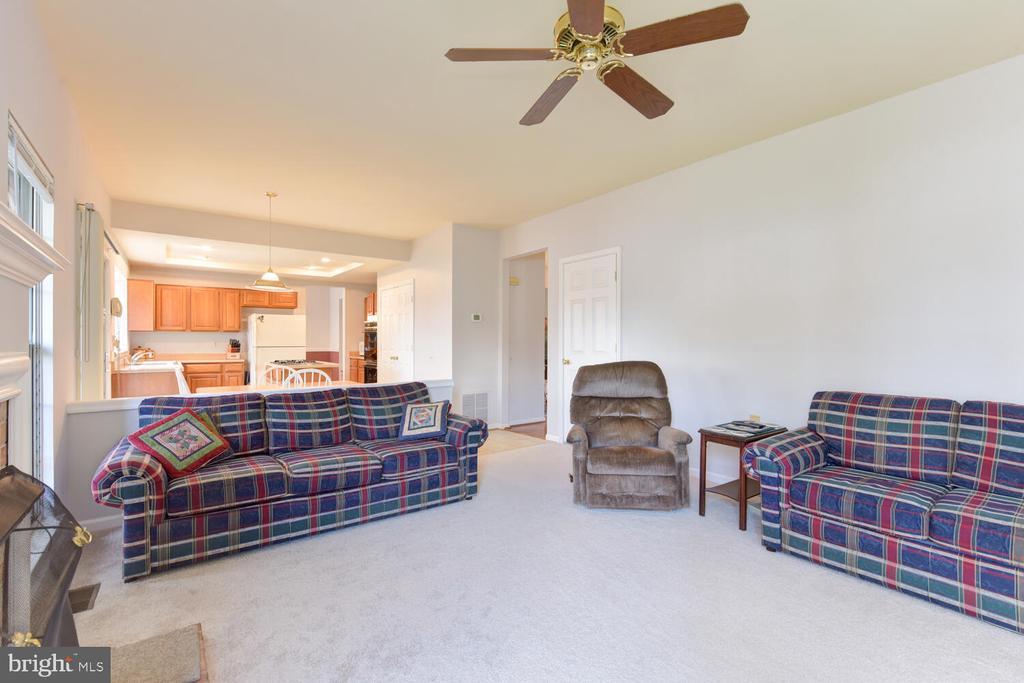 Family Room - 1334 CASSIA ST, HERNDON