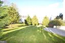 Backyard - 25761 KAISER PL, CHANTILLY