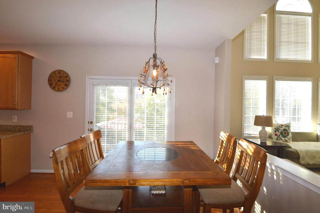 Breakfast Room - 25761 KAISER PL, CHANTILLY