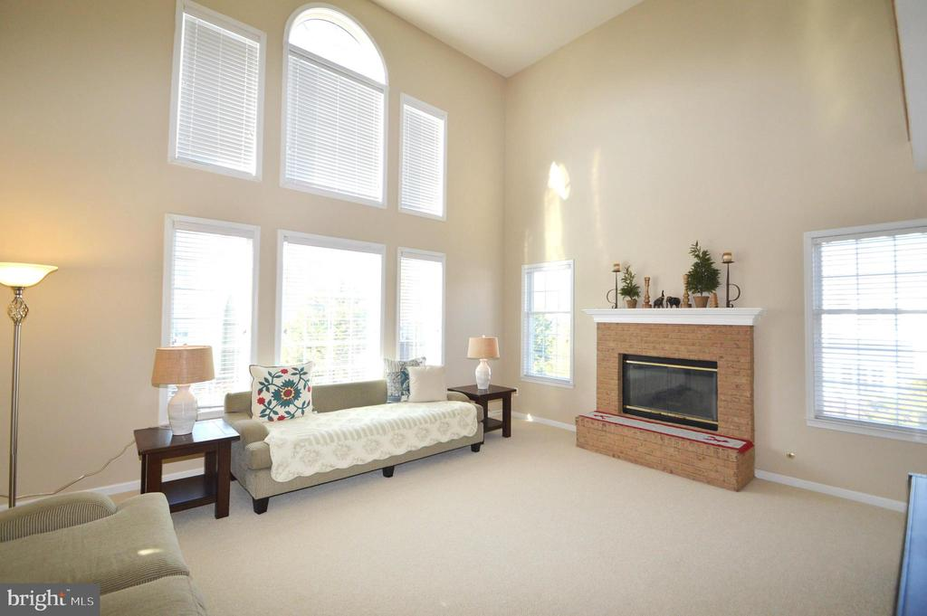Family Room - 25761 KAISER PL, CHANTILLY