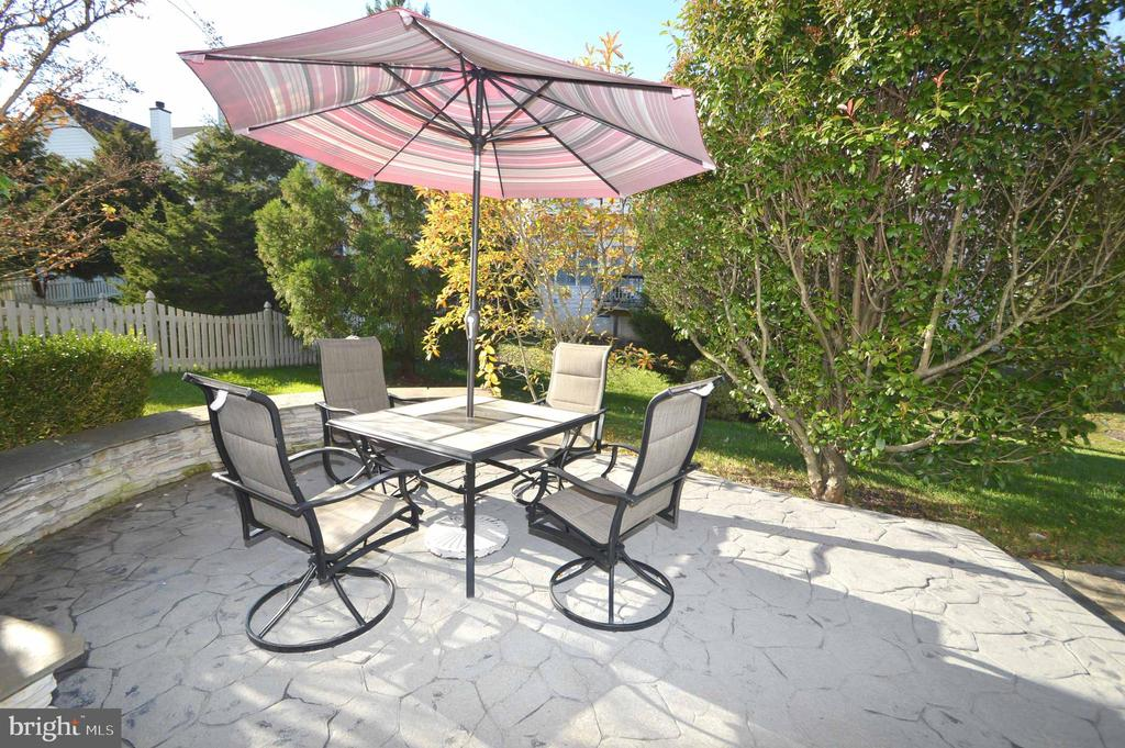 Patio - 25761 KAISER PL, CHANTILLY