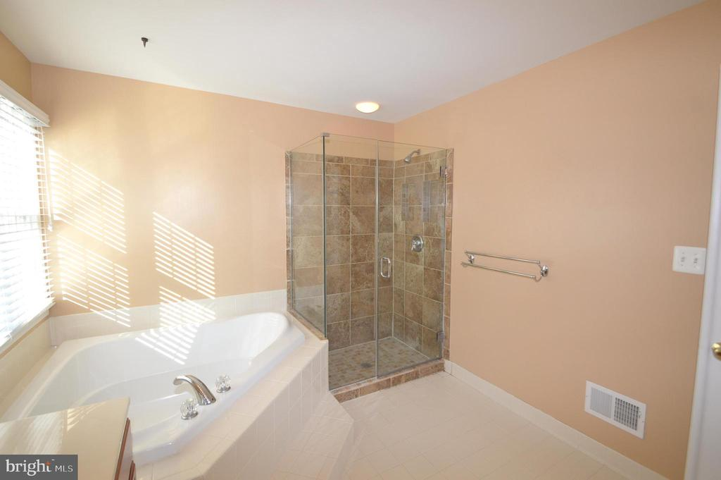 Primary Bathroom - 25761 KAISER PL, CHANTILLY