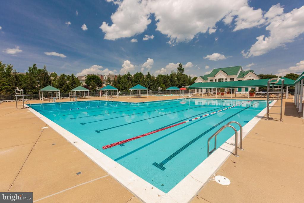 Community Pools - 43224 SOMERSET HILLS TER, ASHBURN