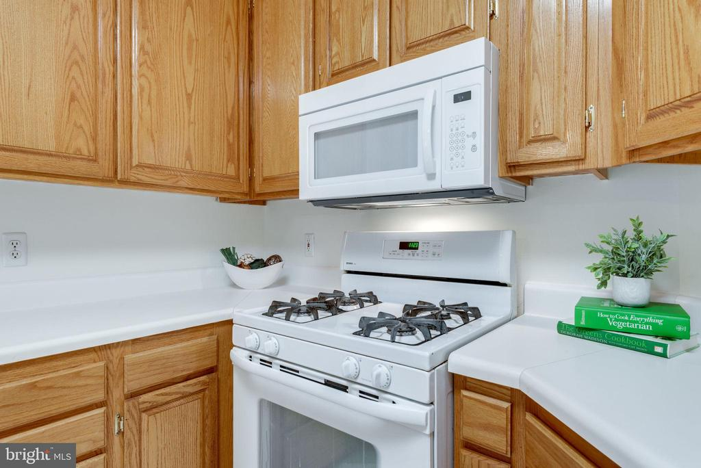 Spacious kitchen with pantry - 14316 CLIMBING ROSE WAY #203, CENTREVILLE