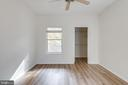 Generously sized second bedroom - 14316 CLIMBING ROSE WAY #203, CENTREVILLE