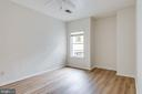 Spacious primary bedroom - 14316 CLIMBING ROSE WAY #203, CENTREVILLE