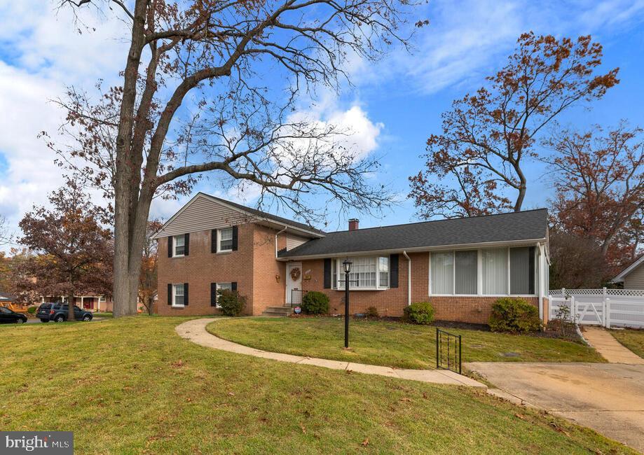Single Family Homes 为 销售 在 College Park, 马里兰州 20740 美国