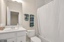 Lower Level Bath - 45362 DAVENO SQ, STERLING