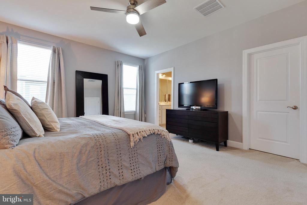 Master Bedroom - 10517 RATCLIFFE TRL, MANASSAS
