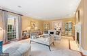 Formal Living Room - 6827 SORREL ST, MCLEAN