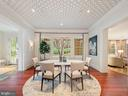 Additional Dining Area - 6827 SORREL ST, MCLEAN