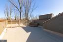 Perfect for gatherings. Gas line for grill. Trees! - 3167 VIRGINIA BLUEBELL CT, FAIRFAX