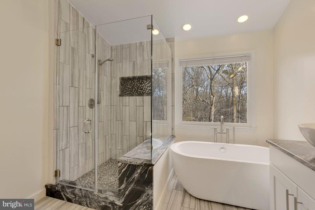 Stunning Soaking Tub and Walk-In Rain Shower - 47208 REDBARK PL, STERLING