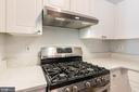Gas cooking! Quartz, new lighting, fresh paint - 11326 ARISTOTLE DR #4-303, FAIRFAX
